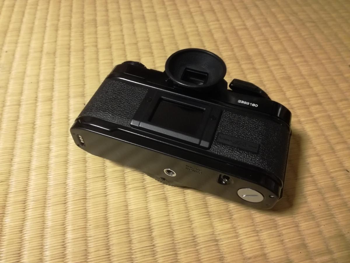 Canon A-1 ボディ_画像3