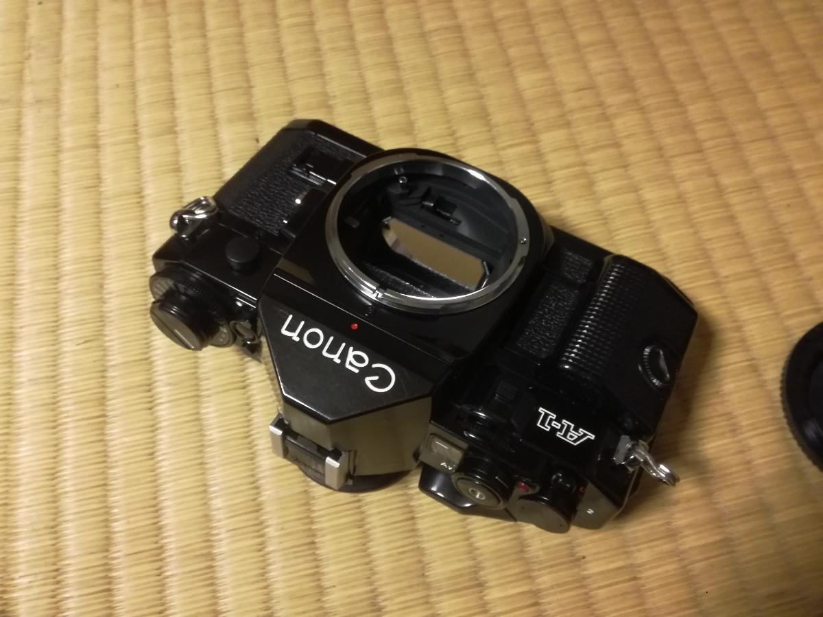 Canon A-1 ボディ_画像2