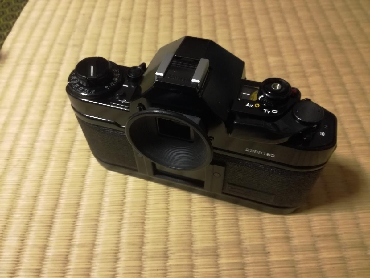 Canon A-1 ボディ_画像4