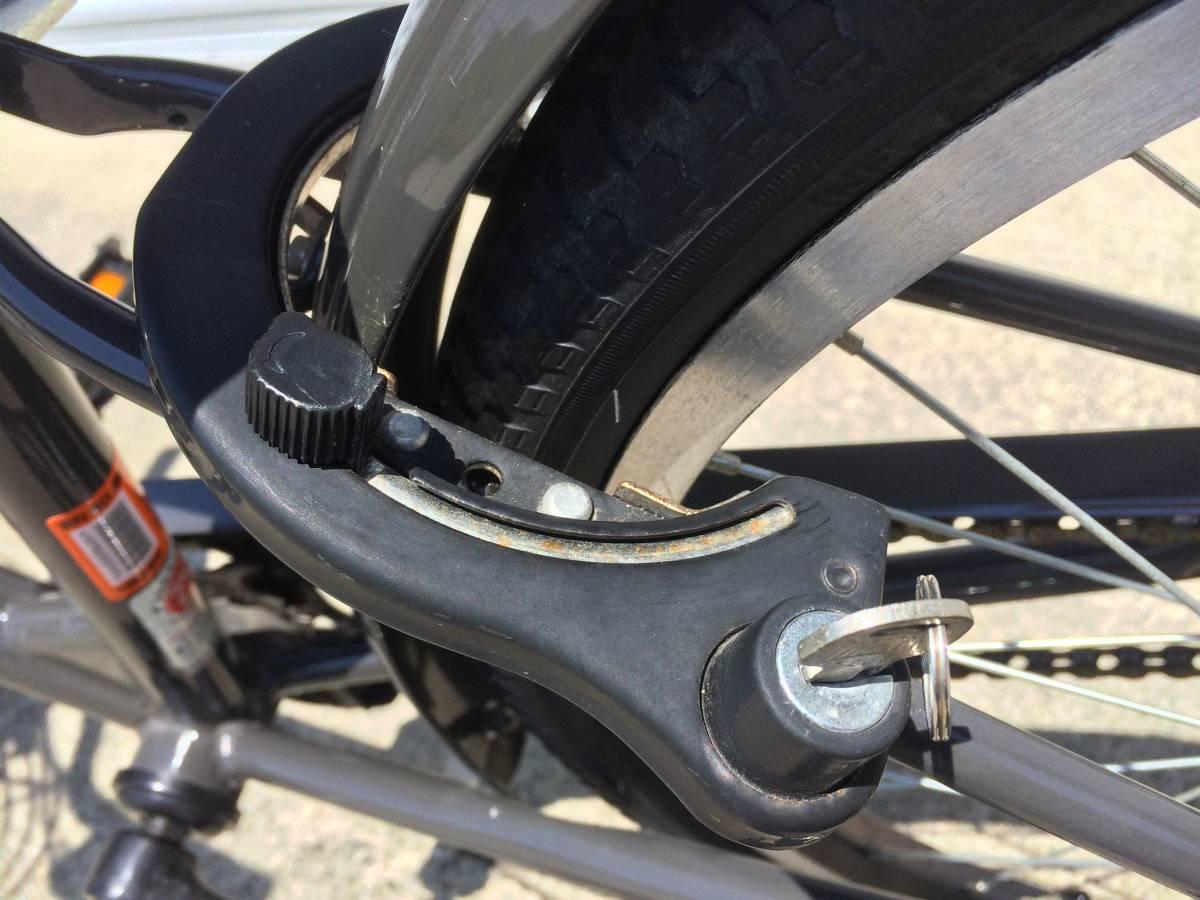 ブリジストン・子供用自転車22インチ bikke-j_画像4