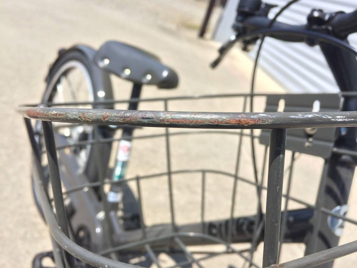 ブリジストン・子供用自転車22インチ bikke-j_画像7