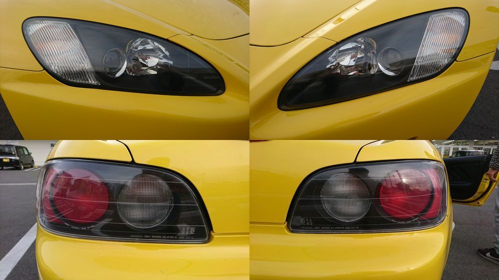 車検32年5月まで 平成11年/5月 ホンダ S2000 F20C 前期 ノーマル 純正 VTEC イエロー 黄色 車検付き EG6 EF9 DC2 DC5 SIR B16A大阪府から_画像10
