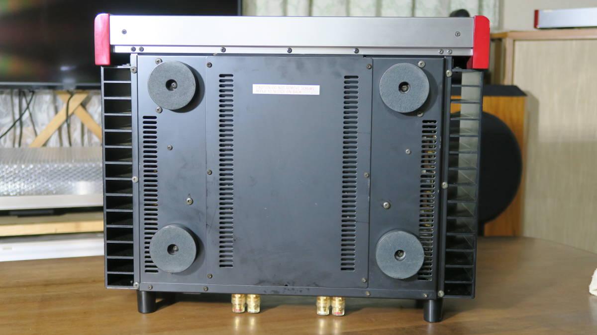 ROTEL ローテル RHB-10 パワーアンプ 200W×2_画像6