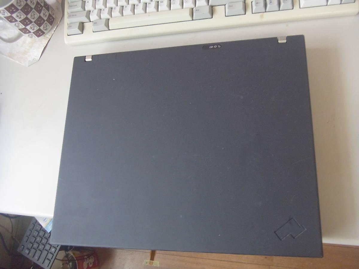 ThinkPad T60 2007-79J_画像2