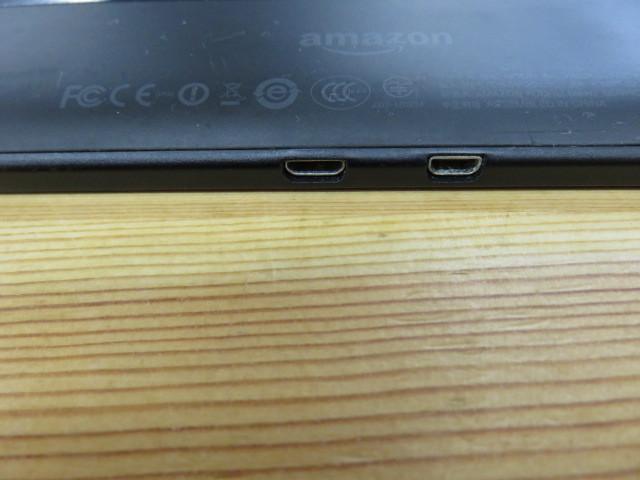 中古 動作確認済み 初期化済み アマゾン Amazon Kindle Fire HD 第2世代 32GB X43Z60 キンドル タブレット 電子書籍 32GB_画像5