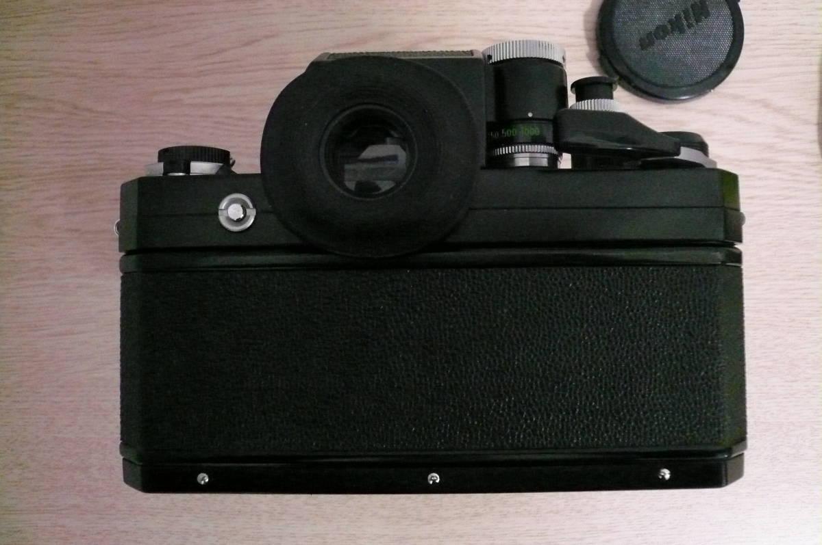 Nikon F ニコン F フォトミックファインダー Ftn カメラ 1:1.4 f=50mm レンズ付き 中古_画像4