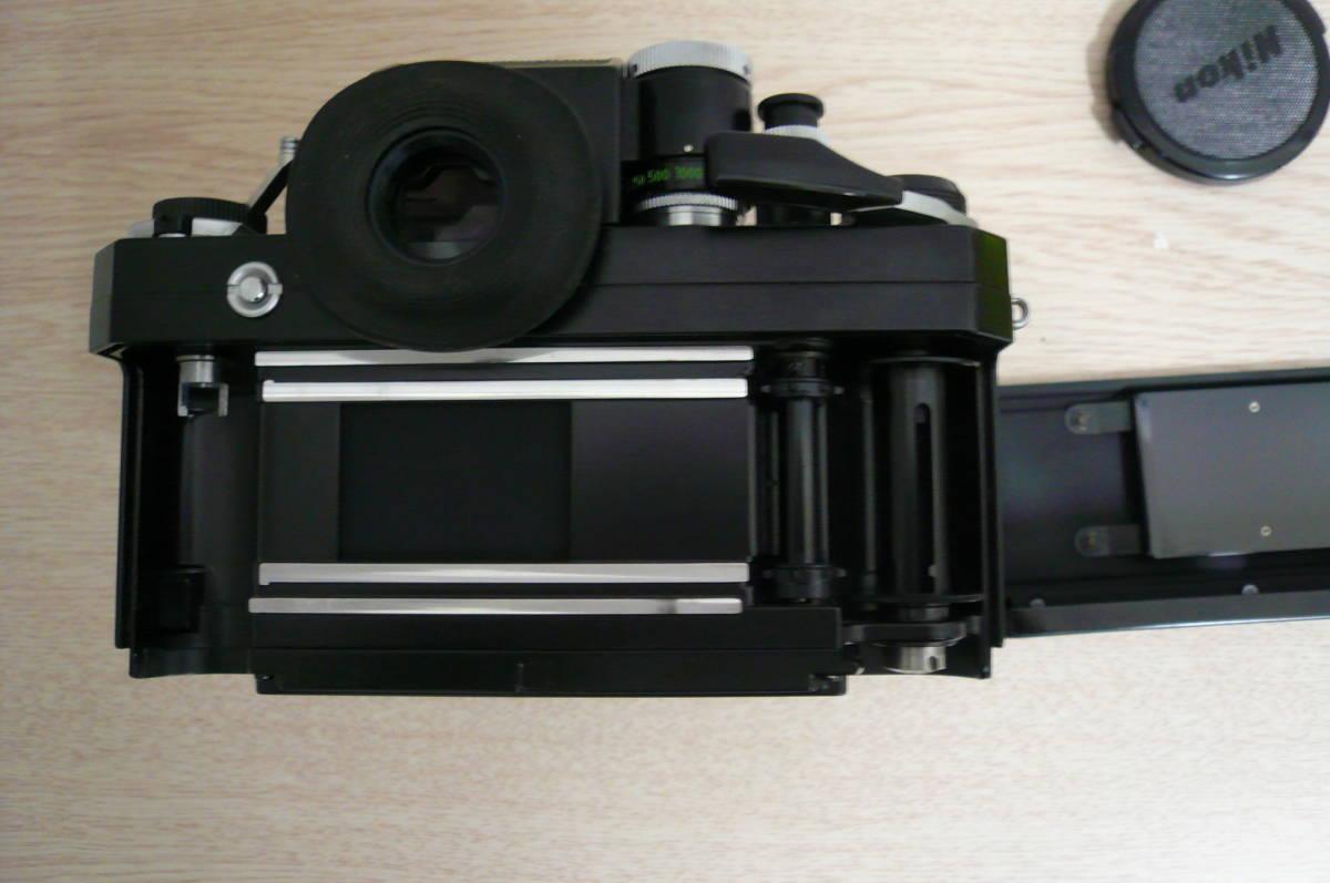 Nikon F ニコン F フォトミックファインダー Ftn カメラ 1:1.4 f=50mm レンズ付き 中古_画像5