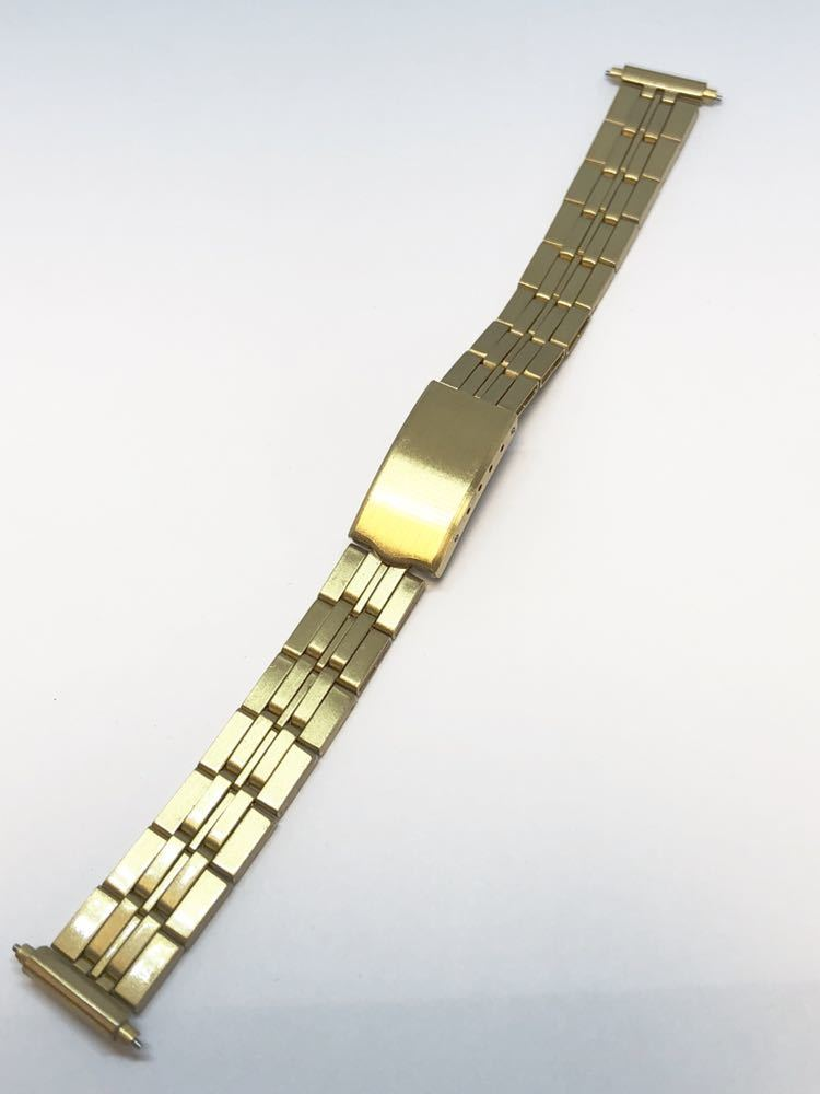 6931ba6af2 代購代標第一品牌- 樂淘letao - g4007 未使用品☆腕時計ベルトバンドmaruman マルマンゴールド12mm レディース