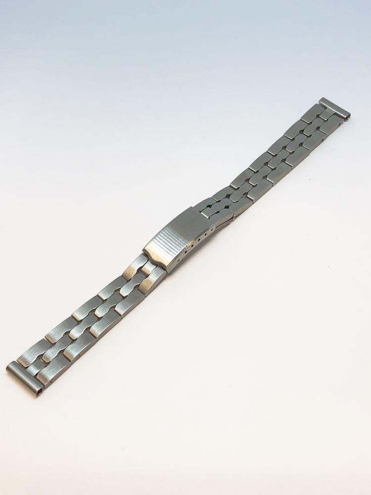 c60b32d3b1 代購代標第一品牌- 樂淘letao - s437 未使用品☆腕時計ベルトバンドmaruman マルマン13mm シルバーレディース