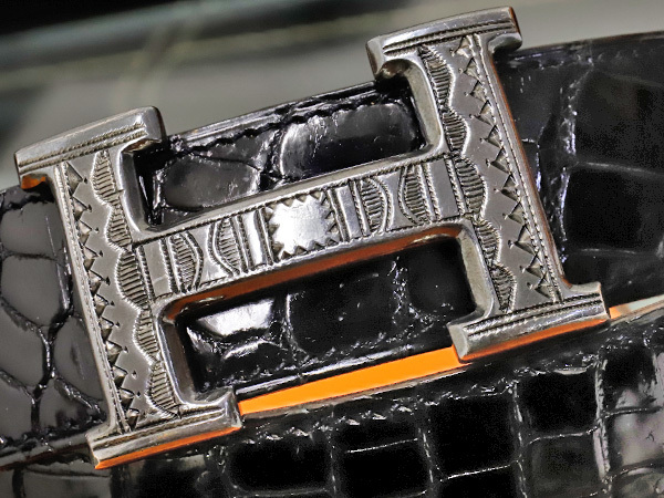 2ad6eb2b8e55 代購代標第一品牌 - 樂淘letao - エルメス 最高級ポロサスクロコダイル ...
