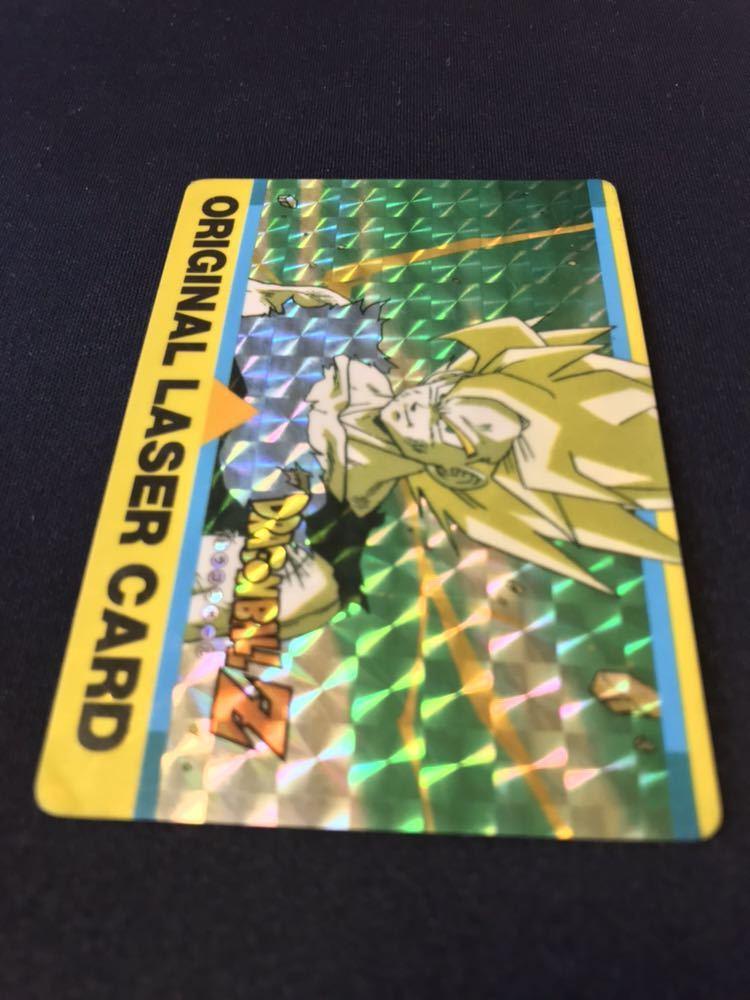 【極美品】当時物 アマダ ドラゴンボール カードダス PPカード オリジナルレザーカード 激レア 希少 当時物_画像8
