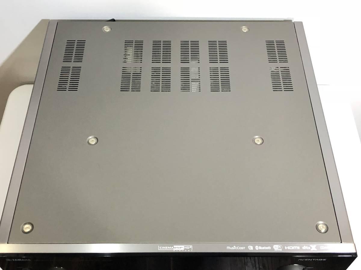 YAMAHA ヤマハ AVアンプ 11.2ch CX-A5100 ハイエンド AVプリアンプ チタン 美品 動作OK-日本代购网图片6链接