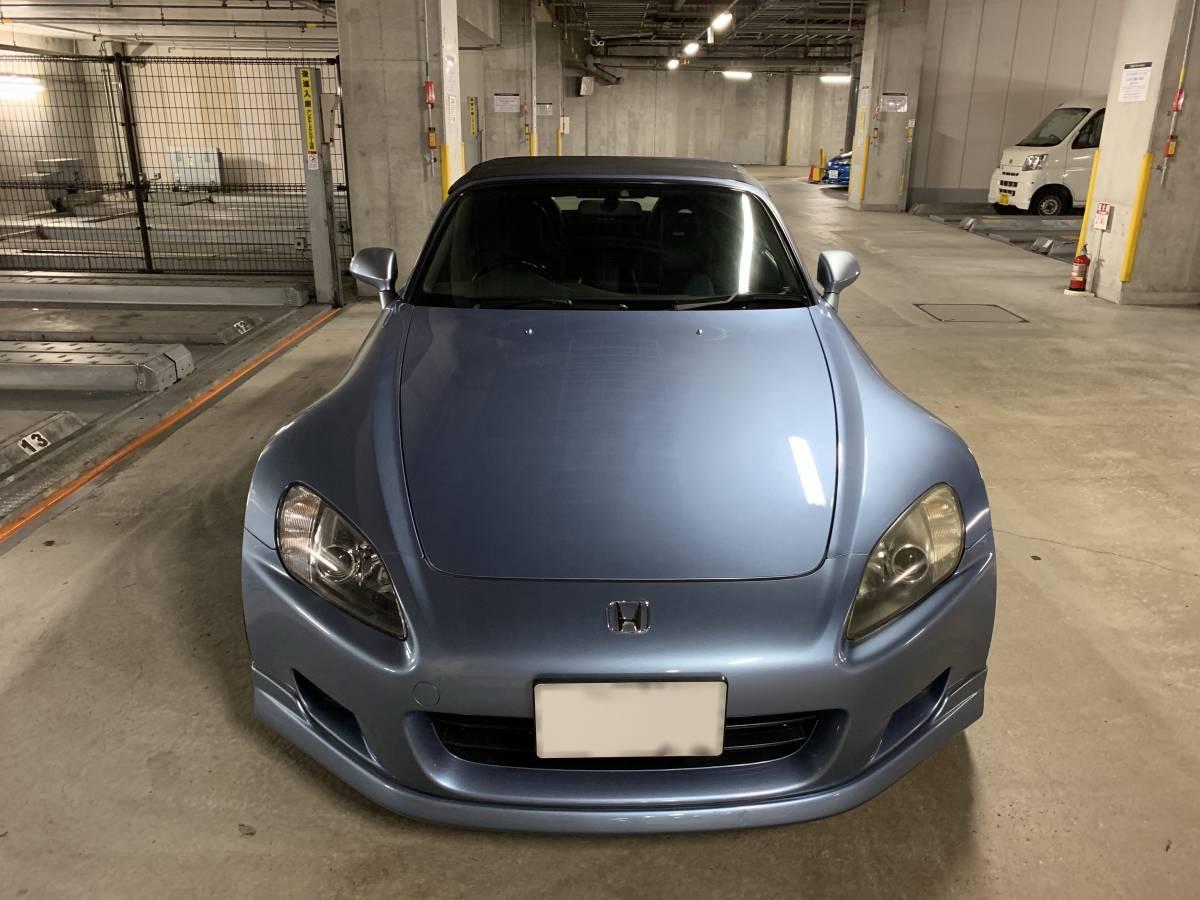 HONDA S2000 AP1 120 F20C 希少色 車検32年1月_画像5