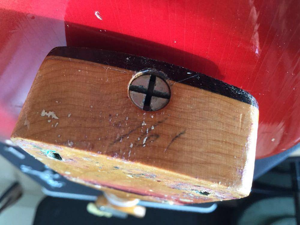 【送料無料】★Real Vintage★ Fender USA Musicmaster 1961_画像9