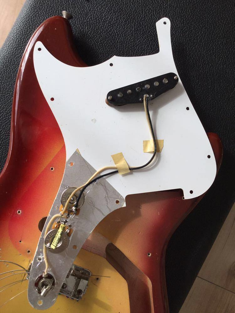 【送料無料】★Real Vintage★ Fender USA Musicmaster 1961_画像10