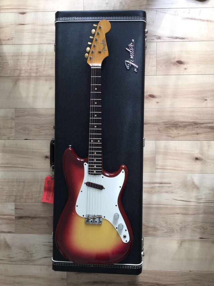 【送料無料】★Real Vintage★ Fender USA Musicmaster 1961