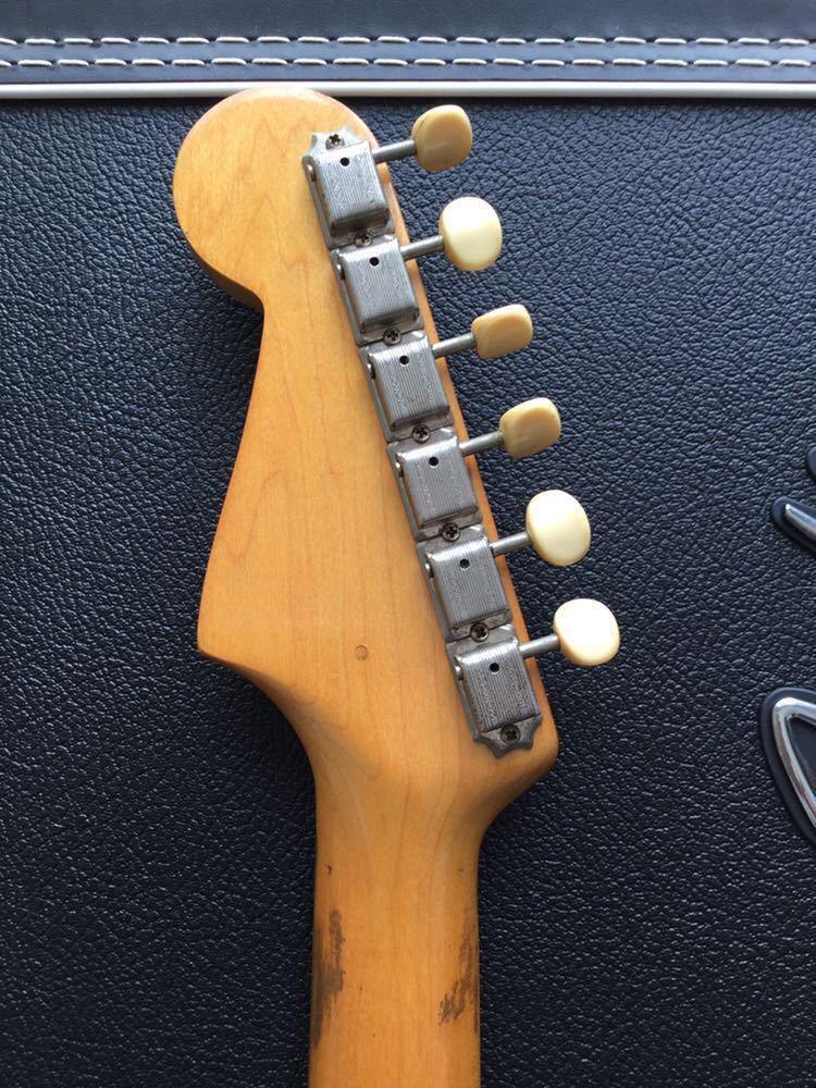 【送料無料】★Real Vintage★ Fender USA Musicmaster 1961_画像4