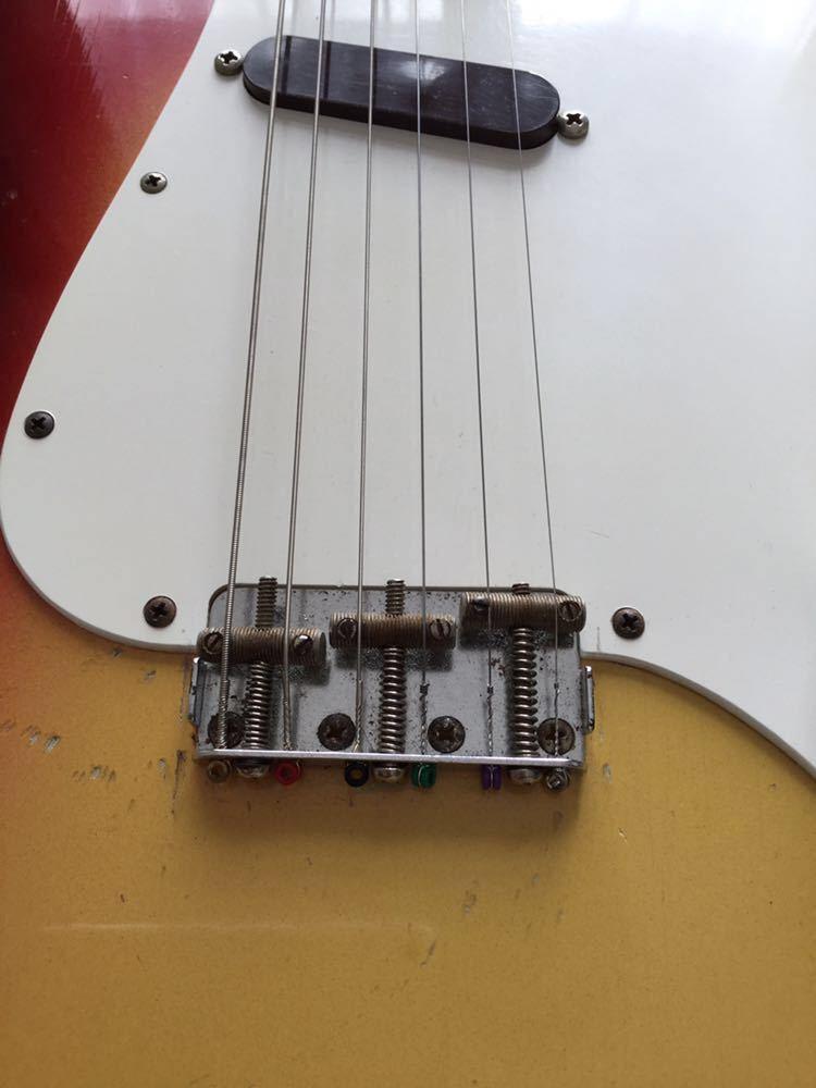 【送料無料】★Real Vintage★ Fender USA Musicmaster 1961_画像6