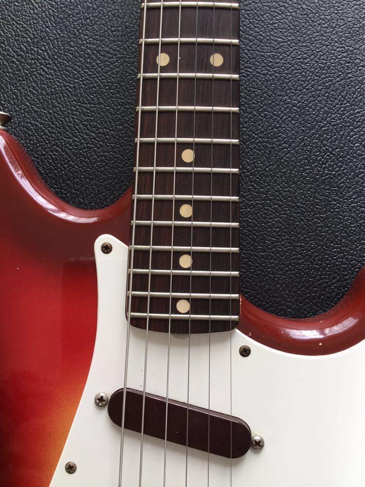 【送料無料】★Real Vintage★ Fender USA Musicmaster 1961_画像5
