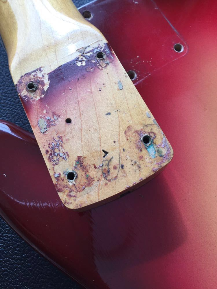 【送料無料】★Real Vintage★ Fender USA Musicmaster 1961_画像8