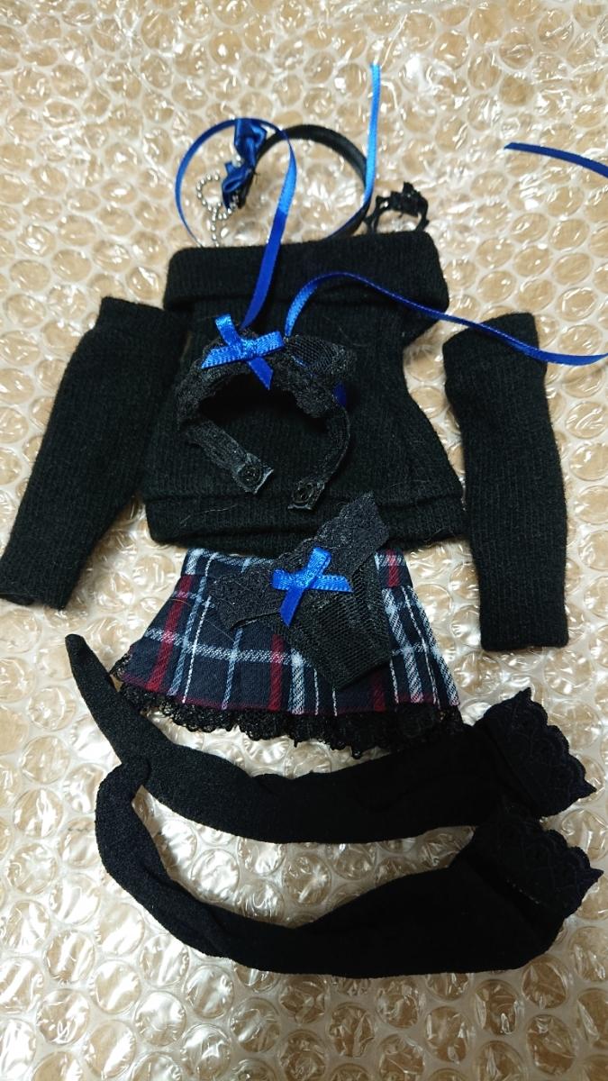 ◆碧い月(武姫/M胸)28cmドール◆_画像4