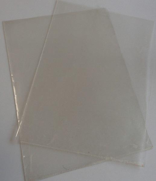 600/クリヤーホルダーファイル A4 2ポケット/クリアファイル/クリアケース 軟質塩ビ A3 山一證券/クリアファイルバッグ A4_クリアファイル ×2