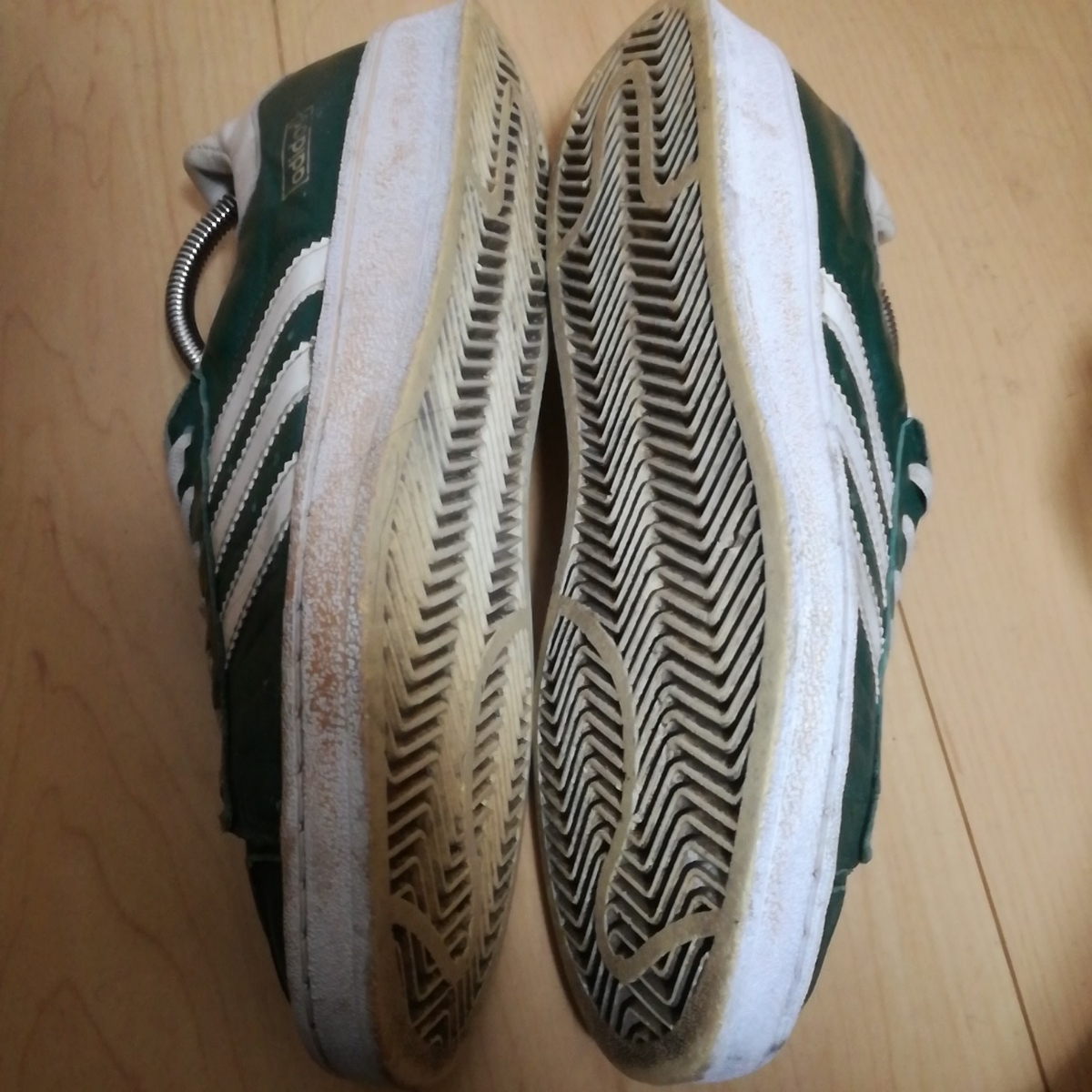 rare!90's made in Japan 97 year made Adidas adidas AC1870