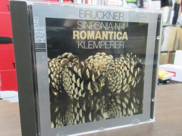 天11//CD///無傷!!★Movimento Musica ブルックナー:交響曲第4番/オットー・クレンペラー(Otto Klemperer)_画像1