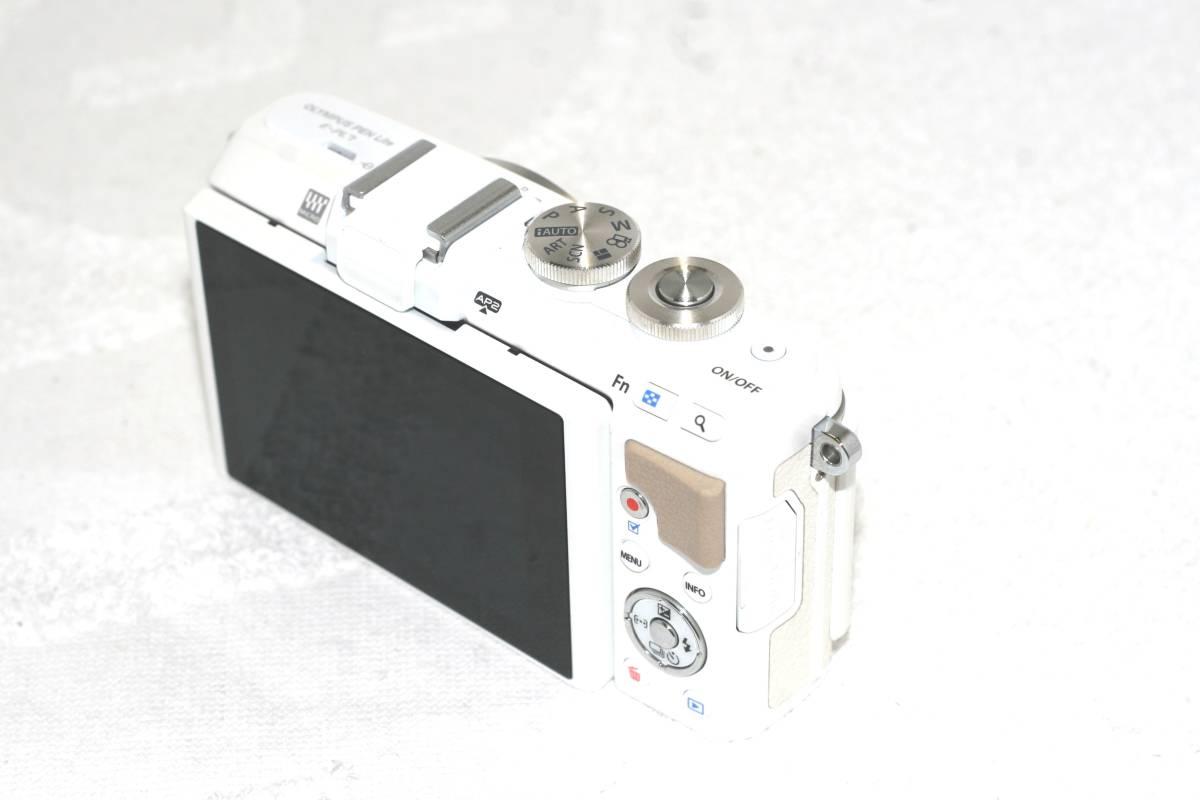 【元箱・取説付】Olympus オリンパス PEN Lite E-PL7 14 42 EZ レンズキット_画像6