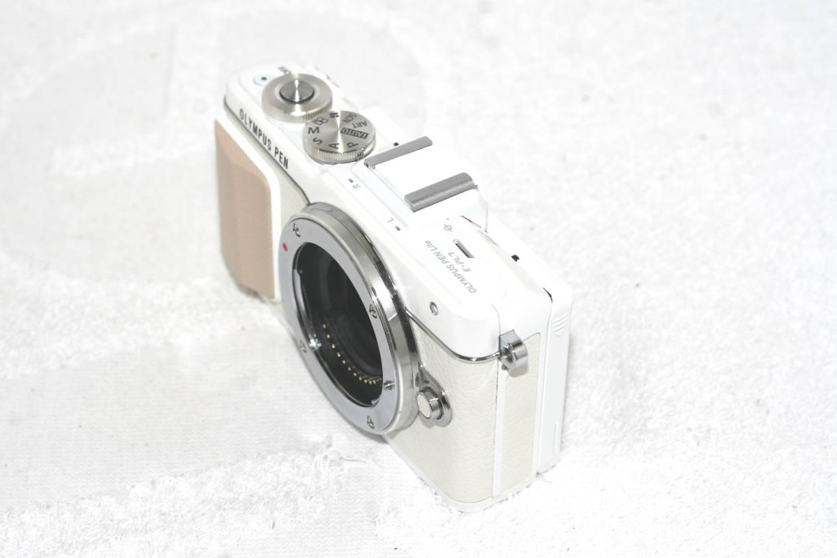 【元箱・取説付】Olympus オリンパス PEN Lite E-PL7 14 42 EZ レンズキット_画像10