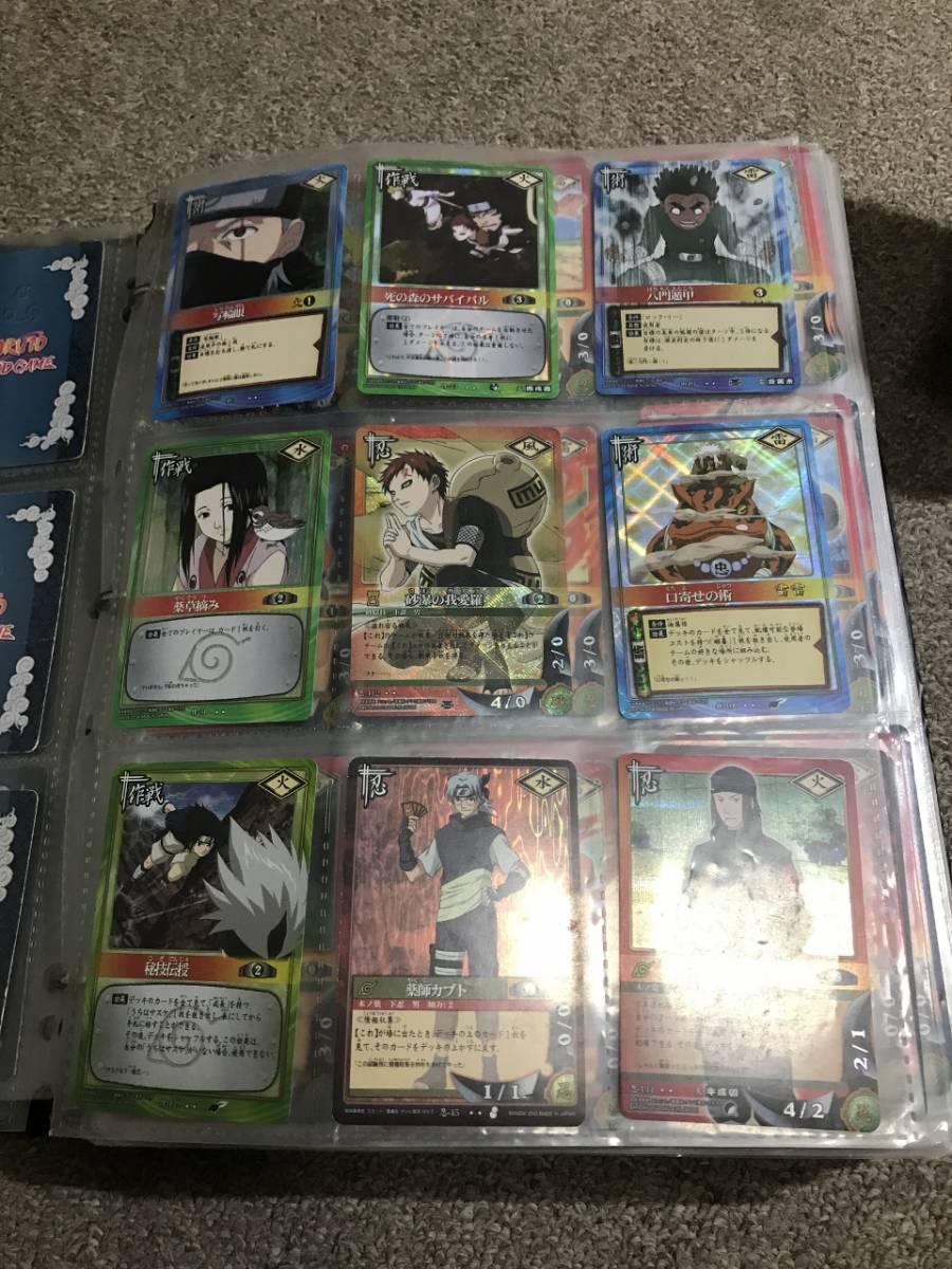 ☆送料無料☆NARUTOナルトカードゲーム【まとめ大量】キラ・字キラ約420枚含む約2000枚セット_画像5
