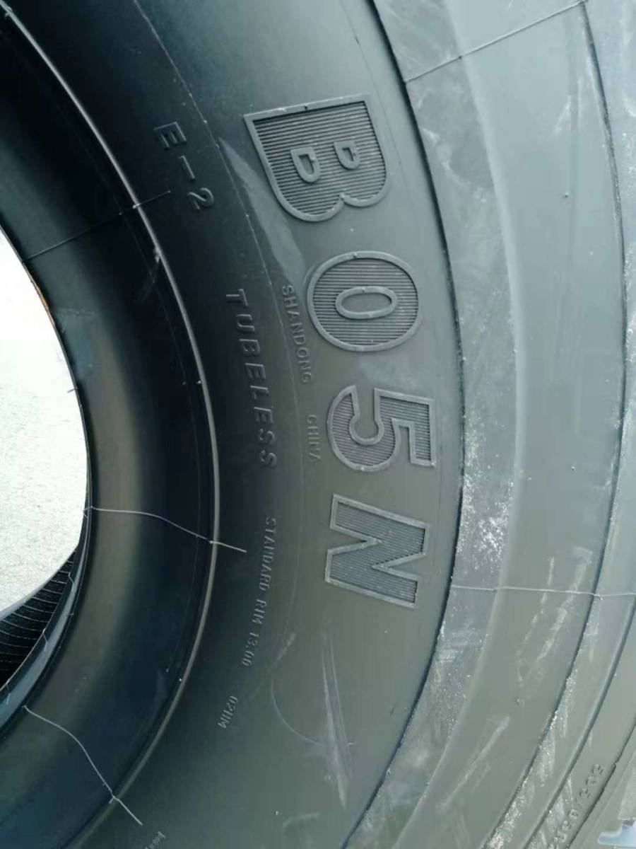 ラフター、ショベル用ORタイヤ HILO(18.00R25) 505/95R25 (B05N)_画像3