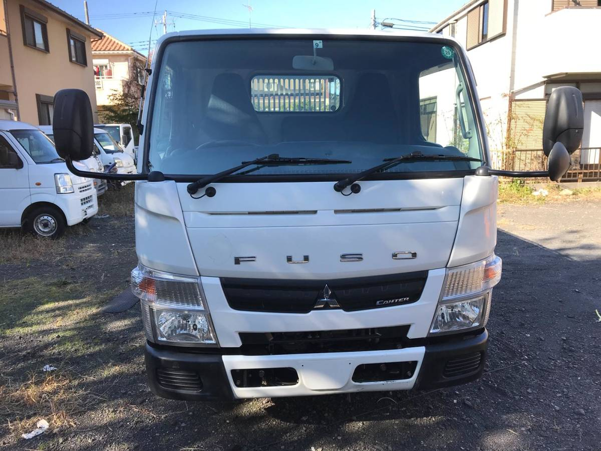 Mitsubishi Canter dump 3 ton Heisei era 25 year car no