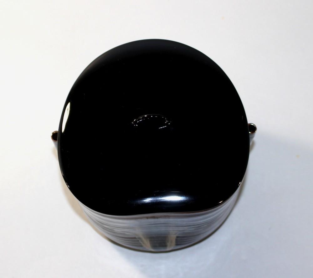 茶道具 高取黄釉管耳水指 味楽窯 亀井正久造◆rk11_画像7