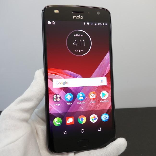 ultimate beautiful goods Motorola Moto Z2 Play work properly