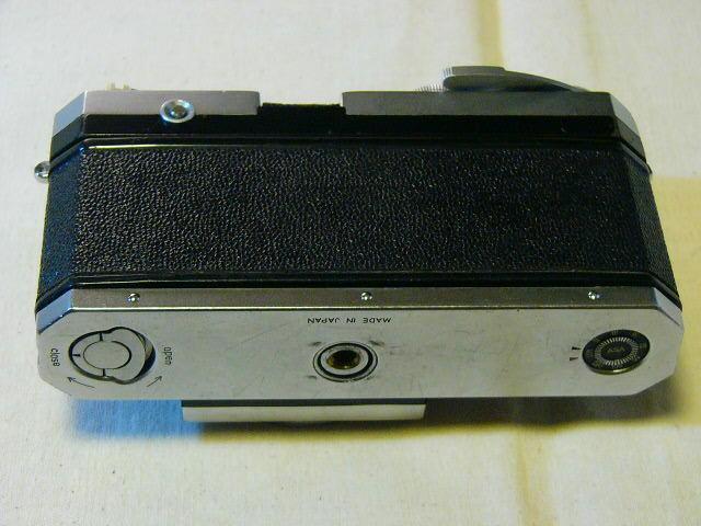 Nikon 日本光学 F 644番台 (動作・良品) メインボディーのみ/ジャンク扱い_画像3