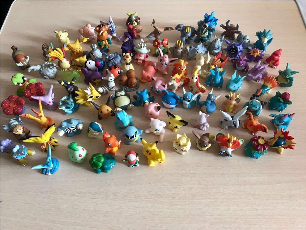 【寵物小精靈瘋狂必看! ]口袋妖怪孩子約90個身體一起賣(手指娃娃) 編號:c693427460