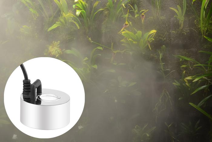 送料無料 ミストメーカー 生花 いけばな 加湿 霧 発生 ミスト メーカー  テラリウム 蘭 ネペンテス 食虫植物 ビバリウム_画像1