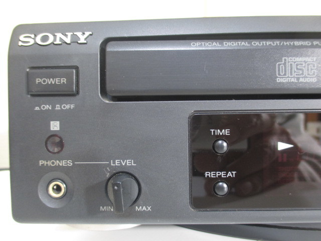 = Sony . compact CD player CDP-S35,gili superior article, guarantee = SONY [002]