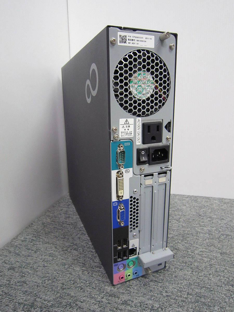 富士通 SELSIUS J510/ Xeon E3-1225/3.1Ghz/4GB/250GB J6514_画像2