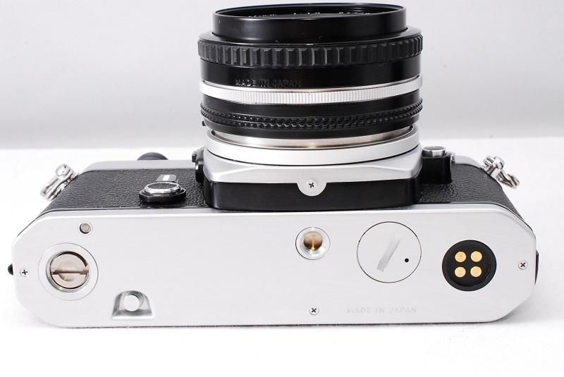 ★超希少美品・ワンオーナー品★Nikon ニコン FE NIKKOR 50mm F1.8 レンズセット 動作確認済み ニコンコレクター必見です!_画像5