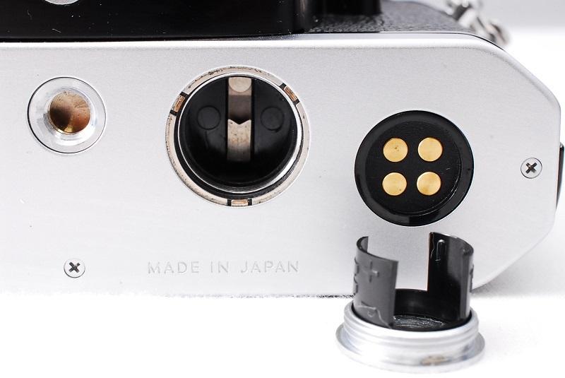 ★超希少美品・ワンオーナー品★Nikon ニコン FE NIKKOR 50mm F1.8 レンズセット 動作確認済み ニコンコレクター必見です!_画像6