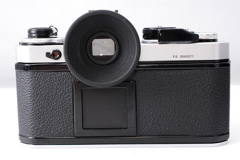 ★超希少美品・ワンオーナー品★Nikon ニコン FE NIKKOR 50mm F1.8 レンズセット 動作確認済み ニコンコレクター必見です!_画像4