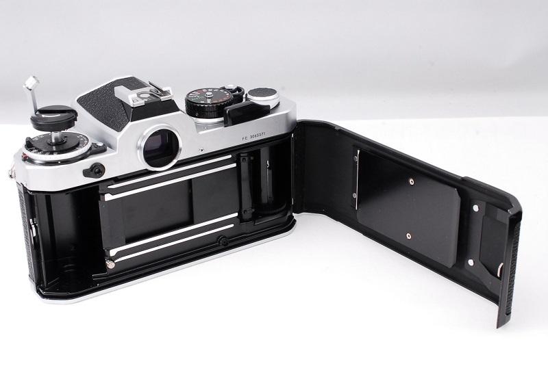 ★超希少美品・ワンオーナー品★Nikon ニコン FE NIKKOR 50mm F1.8 レンズセット 動作確認済み ニコンコレクター必見です!_画像7