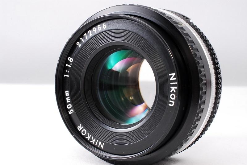 ★超希少美品・ワンオーナー品★Nikon ニコン FE NIKKOR 50mm F1.8 レンズセット 動作確認済み ニコンコレクター必見です!_画像9