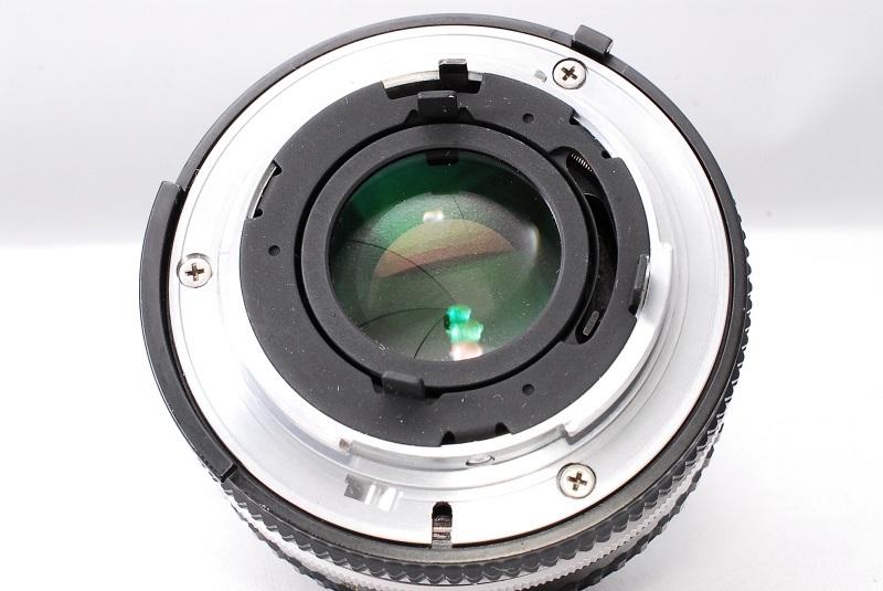 ★超希少美品・ワンオーナー品★Nikon ニコン FE NIKKOR 50mm F1.8 レンズセット 動作確認済み ニコンコレクター必見です!_画像10
