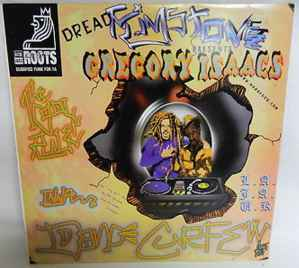 Dread Flimstone Presents Gregory Isaacs - The Kool Ruler Inna Dance Curfew (2LP)_画像1