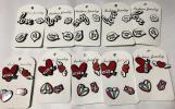 pin badge 2 kind 10 piece set together set sale