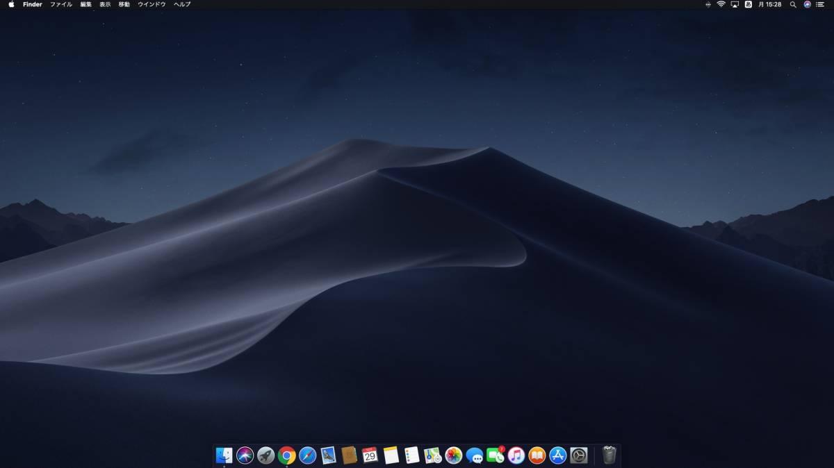 Apple iMac2015 21.5インチモデル_画像5