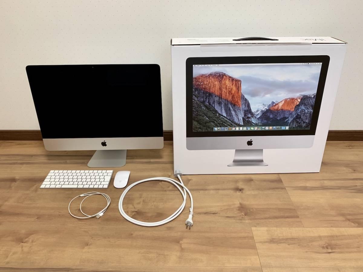 Apple iMac2015 21.5インチモデル_画像3